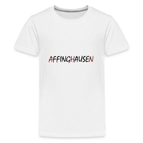 AFFINGHAUSEN - Teenager Premium T-Shirt
