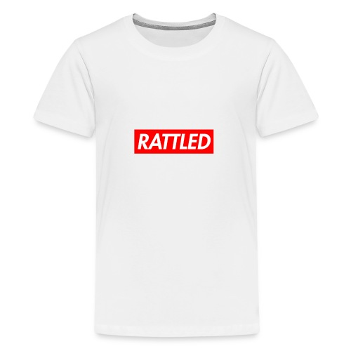 Rattled - Teenage Premium T-Shirt