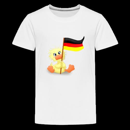 Wemmi Deutschland - Teenager Premium T-Shirt