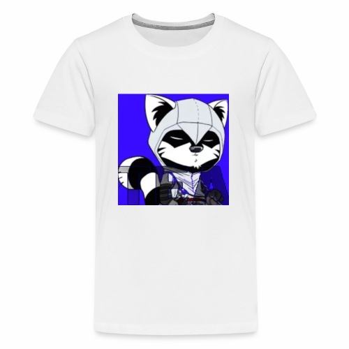 The Elite Assassin - Teenage Premium T-Shirt