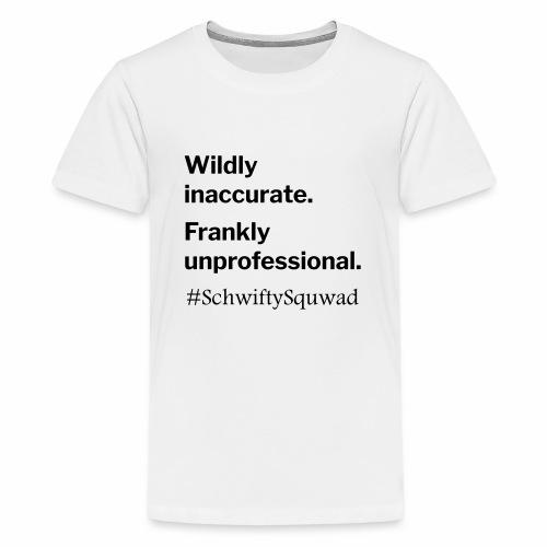 SchwiftySquwad - Teenage Premium T-Shirt
