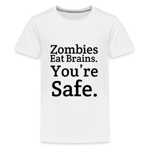 Zombies - Teenager Premium T-shirt