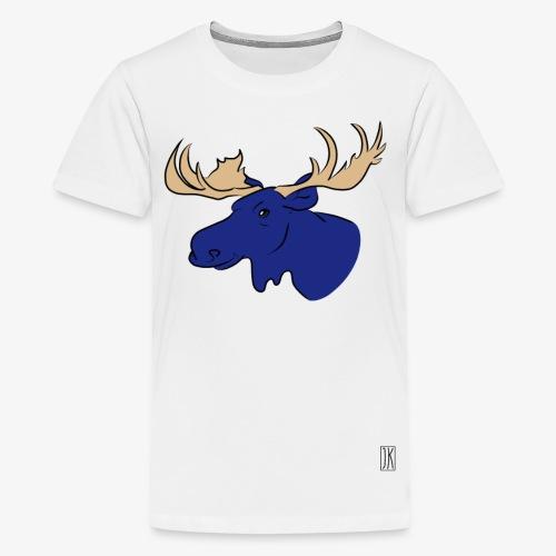 Blue Moose - Teenager Premium T-Shirt