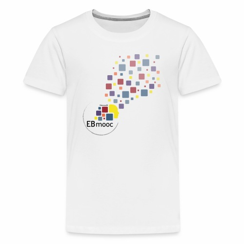 EBmooc T-Shirt 2018 - Teenager Premium T-Shirt