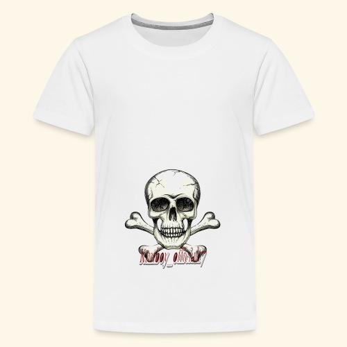 Ktmboy_official17 - Teenager Premium T-Shirt