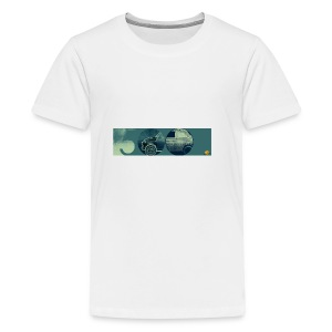 CineCars-poster - Teenager Premium T-shirt