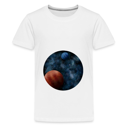 Space - Teenager Premium T-Shirt