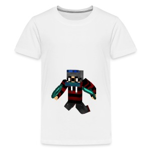 Skin Of TObiannetje - Teenager Premium T-shirt