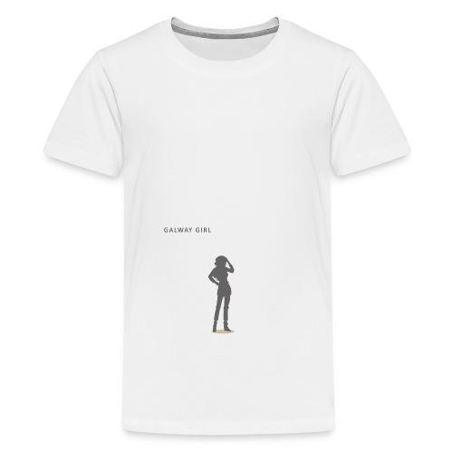 galwaygirl - Teenager Premium T-Shirt