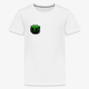 TEDS MERCHENDISE - Premium T-skjorte for tenåringer