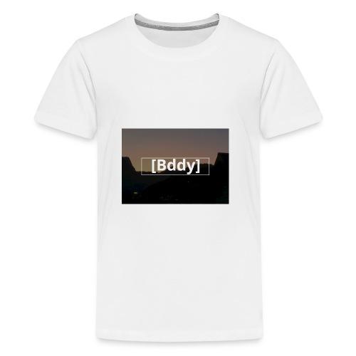 Bddyclan logo - Teenager Premium T-Shirt