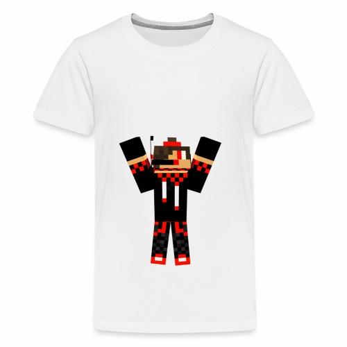 Design flipper - Teenager Premium T-Shirt