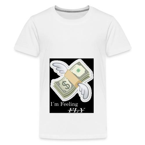 I´m Feeling FLY - Teenager Premium T-Shirt