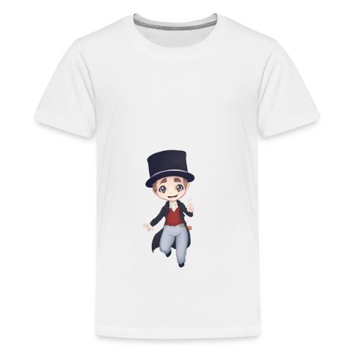 Streambritish - Teenage Premium T-Shirt