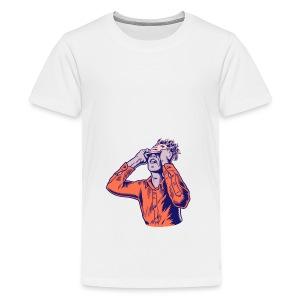 moderat logo - Teenage Premium T-Shirt