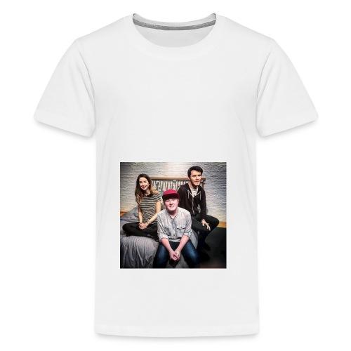 Charlie - Teenage Premium T-Shirt