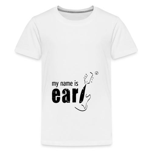 Logo my name is earl - Teenager Premium T-Shirt