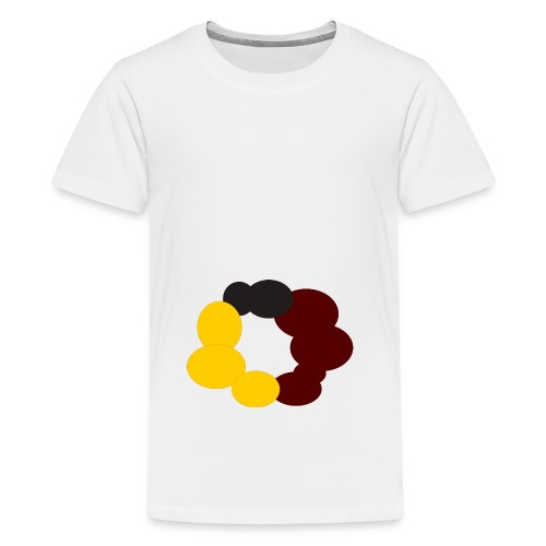New Flag - Teenager Premium T-Shirt