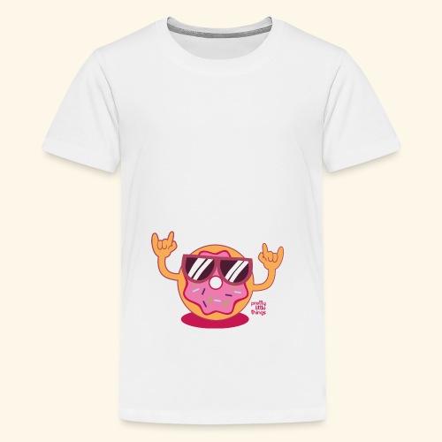 Donut candy - Camiseta premium adolescente