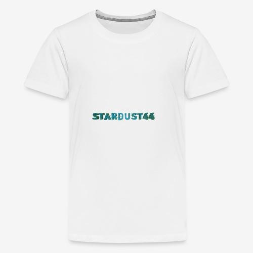 Stardust44 Intro Design - Teenager Premium T-Shirt