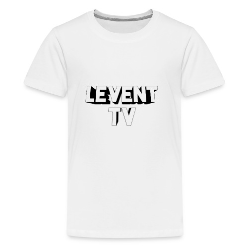 Levent TV - Teenager Premium T-Shirt