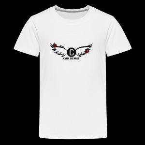 Can Demir 2018 MERCH - Teenager Premium T-Shirt