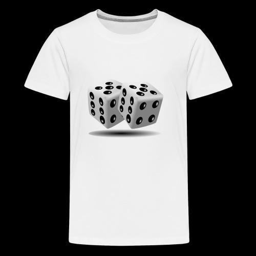 Dices - Teenage Premium T-Shirt