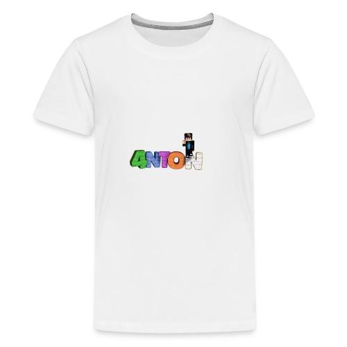 4nton Sitzend - Teenager Premium T-Shirt