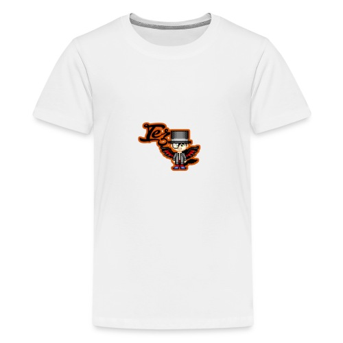 Tez Avatar - Teenage Premium T-Shirt
