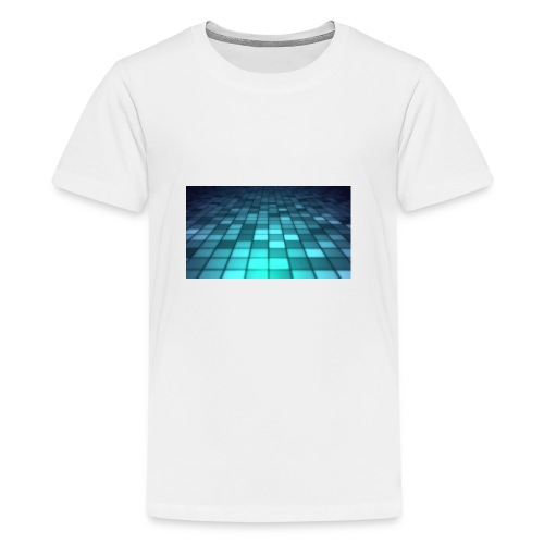 blue cubs - Teenager premium T-shirt