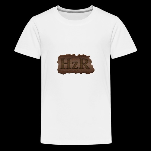 HzR - Teenager Premium T-Shirt