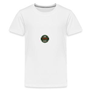 Myrefiske - Premium-T-shirt tonåring