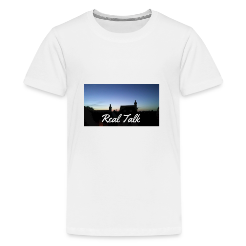 Real Talk - Teenage Premium T-Shirt