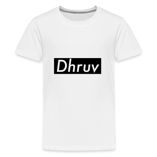 Dhruv - Teenage Premium T-Shirt