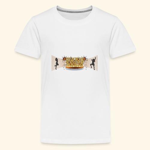 header2 - Teenager Premium T-Shirt