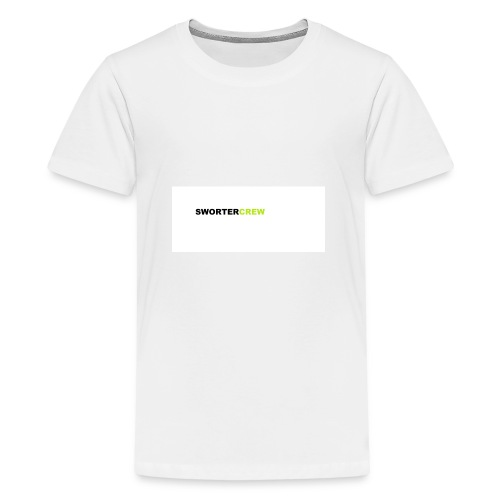 SWORTERCREW - Teenager Premium T-Shirt