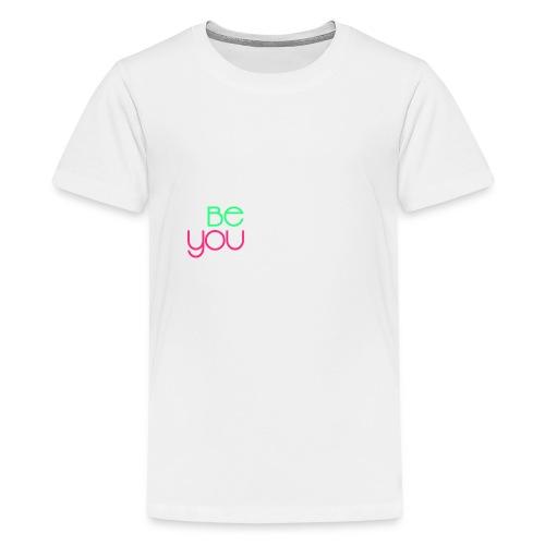 be you - Maglietta Premium per ragazzi