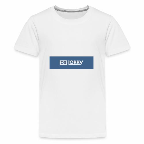 TV2 Lorry - Teenager premium T-shirt