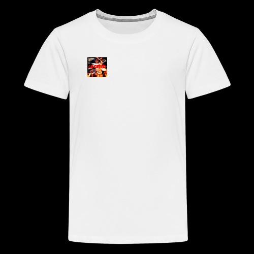 camo legend - Teenage Premium T-Shirt