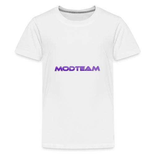 Twitch Modteam - Teenager Premium T-Shirt