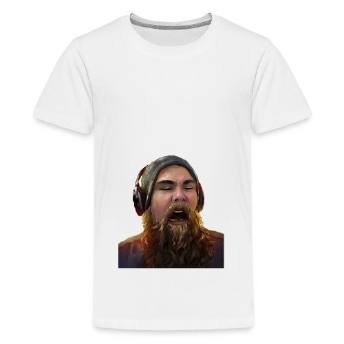azlanmat - Teenage Premium T-Shirt