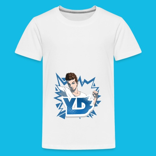 Avatar + Logo - Teenager Premium T-Shirt