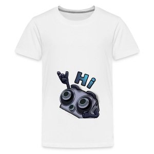 The DTS51 emote1 - Teenager Premium T-shirt