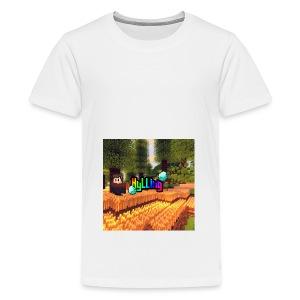 Kyllinge Merch - Teenager premium T-shirt