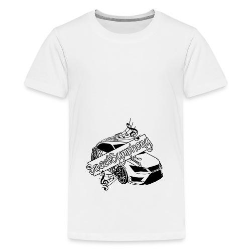 SweetSymphony - Teenager Premium T-Shirt