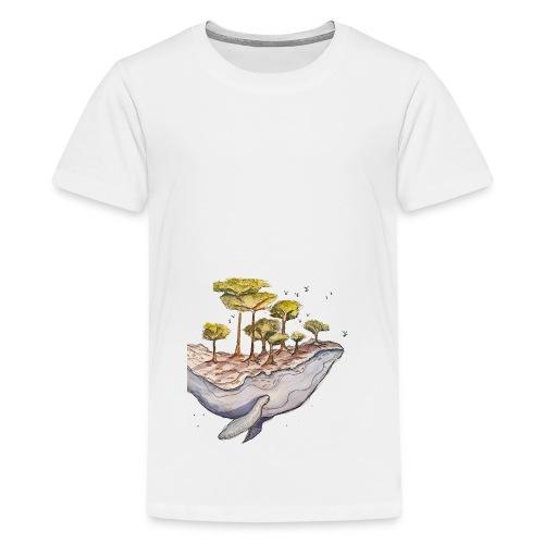 Mother Earth 2 - Teenager Premium T-Shirt