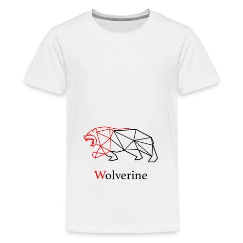 wolverine amine - Teenage Premium T-Shirt