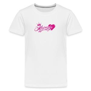 Ksiezniczka - Koszulka młodzieżowa Premium