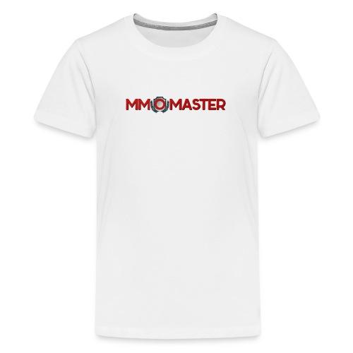 logo mmomaster - Teenager Premium T-Shirt