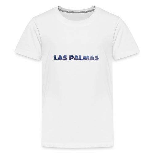Las Palmas - T-shirt Premium Ado